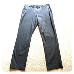 J Crew classic fit Bowery pant in cotton